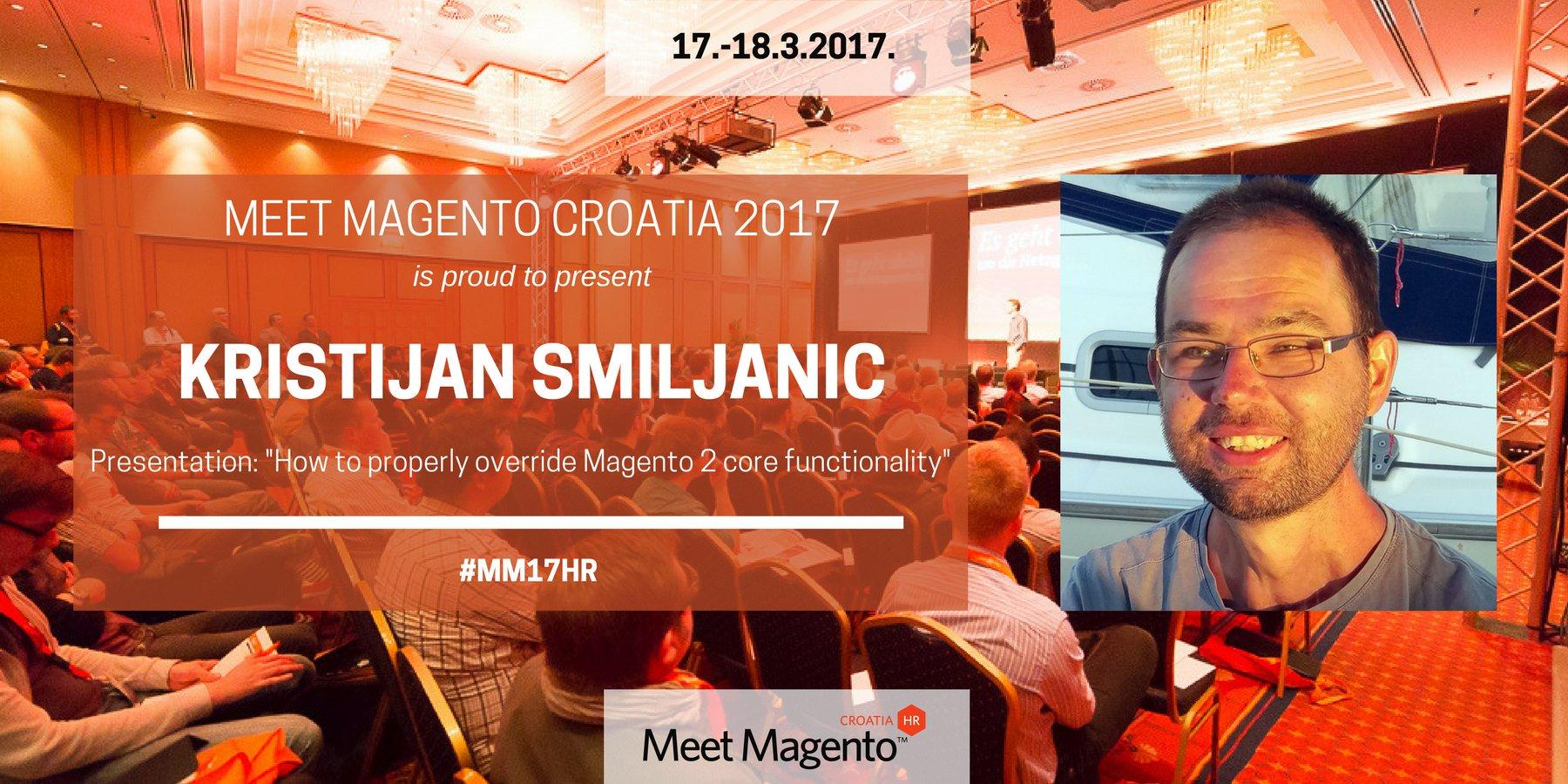 LEFTOR na prvoj Meet Magento Hrvatska konferenciji